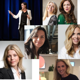The Role Models – Ten Inspiring Women